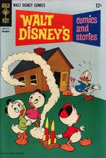 Walt Disney's Comics and Stories 326