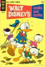 Walt Disney's Comics and Stories 327