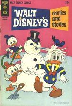 Walt Disney's Comics and Stories 329