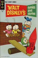 Walt Disney's Comics and Stories 331