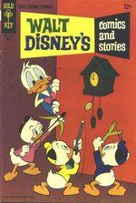 Walt Disney's Comics and Stories 332