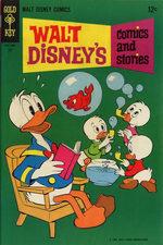 Walt Disney's Comics and Stories 334