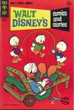 Walt Disney's Comics and Stories 335