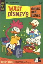 Walt Disney's Comics and Stories 342