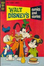 Walt Disney's Comics and Stories 343