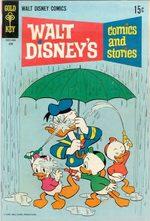 Walt Disney's Comics and Stories 345