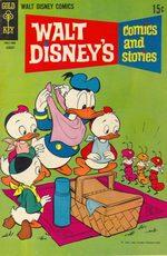 Walt Disney's Comics and Stories 347