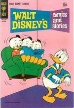 Walt Disney's Comics and Stories 349