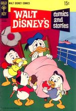 Walt Disney's Comics and Stories 350