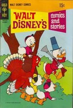 Walt Disney's Comics and Stories 351