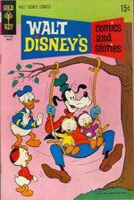Walt Disney's Comics and Stories 354