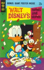 Walt Disney's Comics and Stories 355