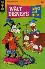 Walt Disney's Comics and Stories 356