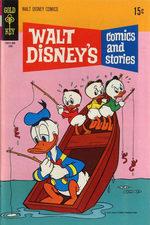 Walt Disney's Comics and Stories 357