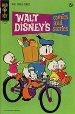 Walt Disney's Comics and Stories 358