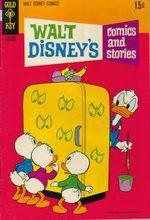 Walt Disney's Comics and Stories 360