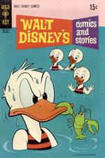 Walt Disney's Comics and Stories 361