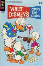 Walt Disney's Comics and Stories 363