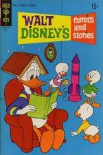 Walt Disney's Comics and Stories 370