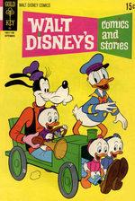 Walt Disney's Comics and Stories 372