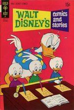 Walt Disney's Comics and Stories 374