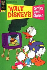 Walt Disney's Comics and Stories 378