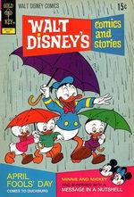 Walt Disney's Comics and Stories 380