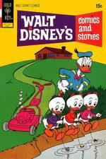 Walt Disney's Comics and Stories 381