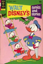Walt Disney's Comics and Stories 382