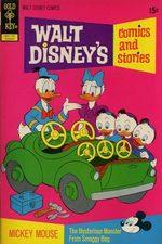 Walt Disney's Comics and Stories 383
