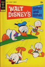 Walt Disney's Comics and Stories 384