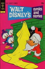 Walt Disney's Comics and Stories 388