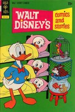 Walt Disney's Comics and Stories 389
