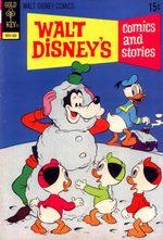 Walt Disney's Comics and Stories 390