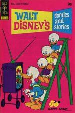 Walt Disney's Comics and Stories 392