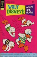 Walt Disney's Comics and Stories 395
