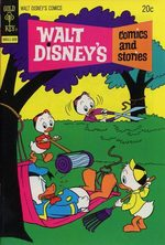 Walt Disney's Comics and Stories 396
