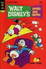 Walt Disney's Comics and Stories 398