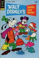 Walt Disney's Comics and Stories 400