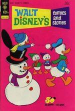 Walt Disney's Comics and Stories 401