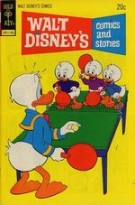 Walt Disney's Comics and Stories 402