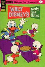 Walt Disney's Comics and Stories 411