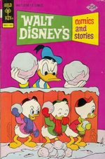 Walt Disney's Comics and Stories 413