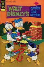 Walt Disney's Comics and Stories 418