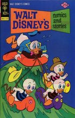 Walt Disney's Comics and Stories 421