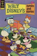 Walt Disney's Comics and Stories 422