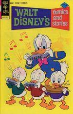 Walt Disney's Comics and Stories 423