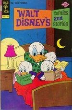 Walt Disney's Comics and Stories 424