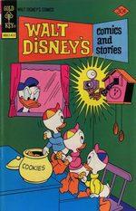 Walt Disney's Comics and Stories 435