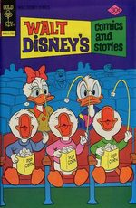 Walt Disney's Comics and Stories 437